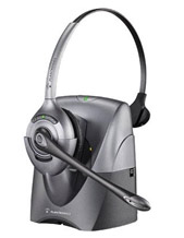 Plantronics CS351N Wireless Headset DECT SupraPlus Mono (74455-02)