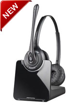 Plantronics CS520 DECT Duo Wireless (84692-03)