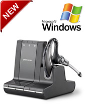 Plantronics W730 DECT Wireless MS (84002-14)