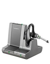 Plantronics WO200 Savi Office Wireless Headset System (79956-04)