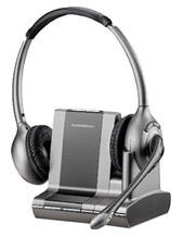 Plantronics WO350 Savi Office Wireless Headset System OTH Binaural (81802-04)