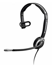 Sennheiser CC515 Over the Head Monaural Headset Ultra NC (500215)