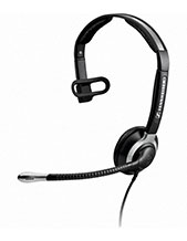 Sennheiser CC515 IP Over the Head Monaural Wideband Headset (504015)