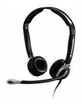 Sennheiser CC520 IP Over the Head Binaural Wideband Headset (504016)