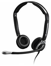 Sennheiser CC540 Over the Head Binaural Headset (05360)