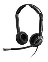 Sennheiser CC550 Over the Head Binaural Headset (05361)
