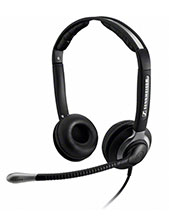 Sennheiser CC550 IP Over the Head Binaural Wideband Headset (504017)
