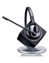 Sennheiser DW 30 Aus Phone DECT Binaural Wireless Headset (504441)