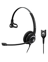 Sennheiser SC230 Wideband Monaural Headset NC (504401)