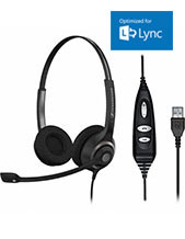 Sennheiser SC60 USB CTRL ML Wideband Binaural USB Headset NC (504547)