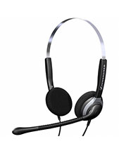 Sennheiser SH 250 Over the Head Binaural Narrow Band Headset (500223)