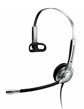 Sennheiser SH330 Over the Head Monaural Narrow Band Headset (05354)