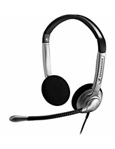 Sennheiser SH350 Over the Head Binaural Headset (05356)
