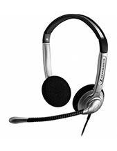 Sennheiser SH350 IP Over the Head  Binaural Wideband Headset (504014)
